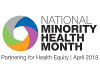 UAB Cancer Center celebrates National Minority Health Month, National Minority Cancer Awareness Week, April 8-14