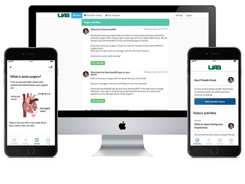 UAB expands use of virtual care technology