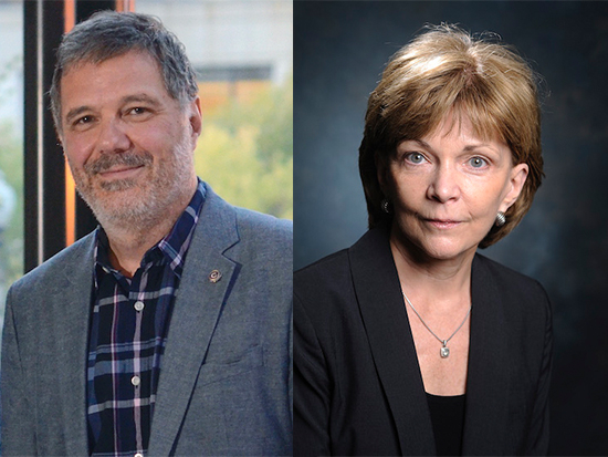 Lahti and Pozzo-Miller take reins of Comprehensive Neuroscience Center
