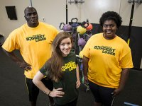 Biggest Loser competition aims to keep employee, student participants motivated