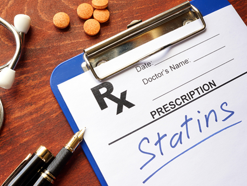 High-intensity statin prescriptions after heart attacks vary by geographic region