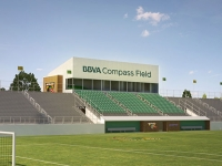 Rendering of BBVA Compass Field released following Board approvals