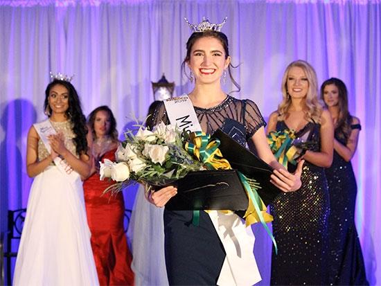 Miss UAB 2019 is Lillie-Ann Dawson of Birmingham