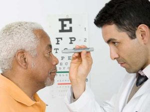 Low-income minority patients with diabetes have low eye-care-usage rates