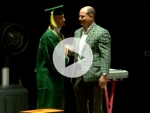 Graduation ceremonies highlight eve of UAB football's bowl game