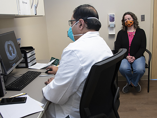 Post COVID Treatment Program at UAB to help patients with persistent COVID-19 symptoms
