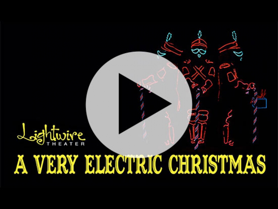 A Very Electric Christmas.Uab News Experience A Very Electric Christmas Show Dec