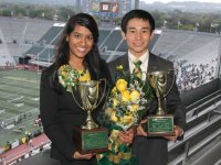 Jiang and Etikala named Mr. and Ms. UAB 2012