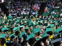 Spring commencement ceremonies, doctoral hooding at UAB on April 29
