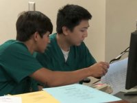 UAB's teen volunteers get a firsthand look at careers in healthcare