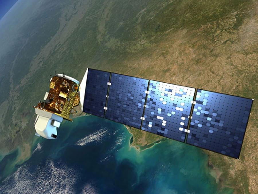 UAB - News - Mine craft: Using satellites to find precious