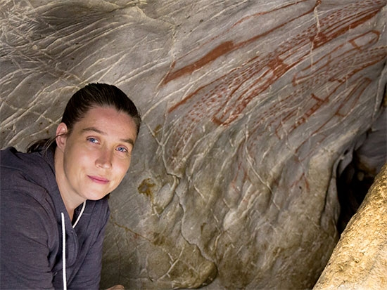Darwin Day 2018 features cave art lecture, exhibition on Manitou Cave