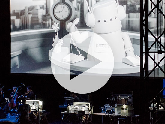 "Kid Koala's ""Nufonia Must Fall - Live!"" in Birmingham, Feb. 16-17"