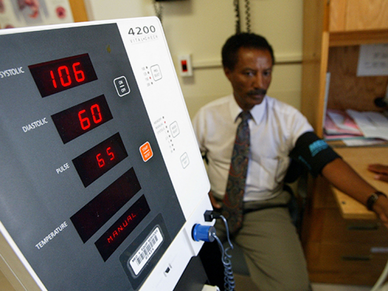 Study shows high blood pressure awareness and control are declining in America