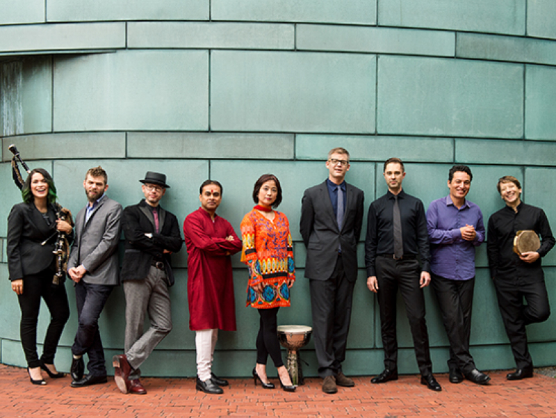Silkroad Ensemble to perform at UAB's Alys Stephens Center on Nov. 7