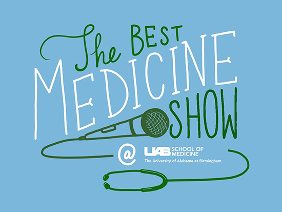 Medical students show creative side at The Best Medicine Show on Feb. 28