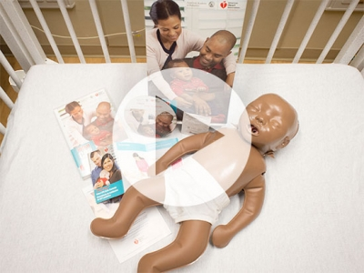 Infant CPR kits save lives through training and confidence