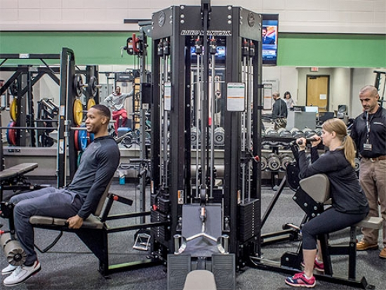 UAB opens state-of-the-art facility for use in clinical trials of exercise medicine