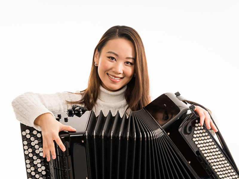 Hanzhi Wang performs Oct. 2 for ArtPlay Parlor Series featuring Young Concert Artists