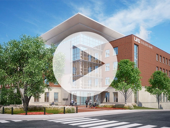 UAB breaks ground on new Arts and Sciences Building