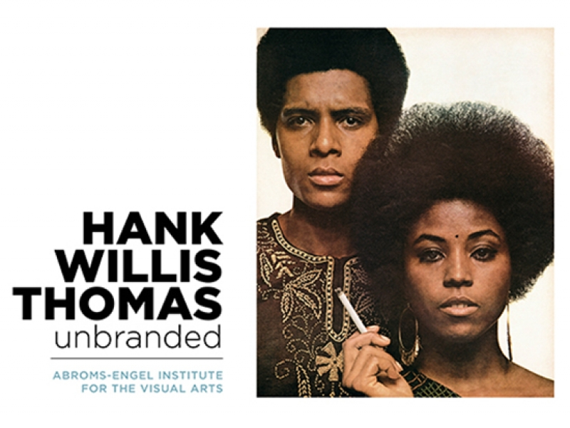 "UAB's AEIVA presents ""Hank Willis Thomas: Unbranded"" May 31-Aug. 10"