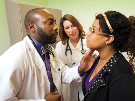 Dual graduate degree program combines physician assistant and public health leadership studies