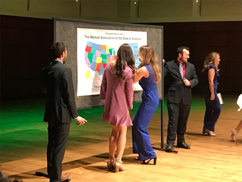 UAB medical students match into residencies across the country