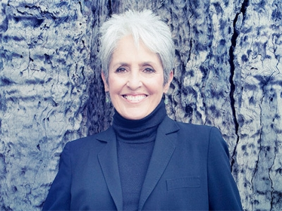 Joan Baez returns to UAB's Alys Stephens Performing Arts Center on March 19