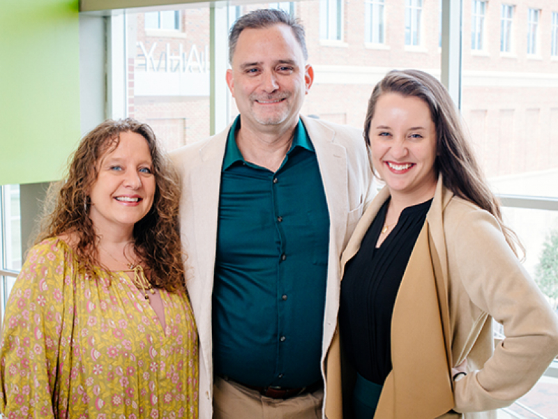 Leah Perz, graduating student, begins family legacy as UAB Blazers