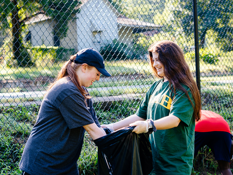 'MLK's Beloved Community' joins UAB and Birmingham for day of service