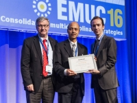 Sonpavde receives award at European Multidisciplinary Meeting on Urological Cancer for prostate cancer research