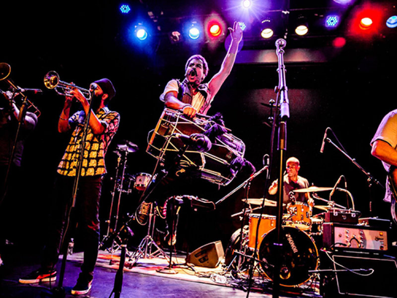 UAB's Alys Stephens Center presents Red Baraat in free, live-streamed concert April 1