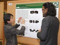 Biomedical symposium features research on cancer, retinal diseases and more