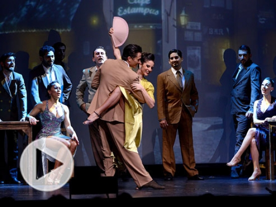 Take a tango tour of Argentina with Estampas Porteñas on Nov. 6 at UAB's Alys Stephens Center