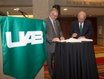 Partnership launched to increase international recruitment at UAB