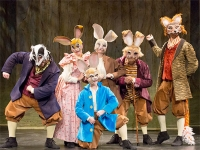 "UAB's Alys Stephens Center presents Enchantment Theatre Company's ""Peter Rabbit Tales"" April 21"