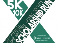 Run for the money May 6 at the UAB National Alumni Society's Scholarship Run 5K/10K