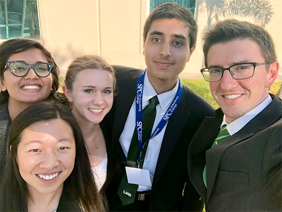 UAB Ethics Bowl team will compete for national title