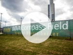 Birmingham's newest sports venue, BBVA Compass Field at UAB, officially debuts