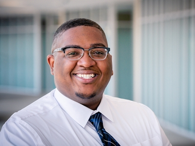 Journey through illness inspired Kedarius Ingram to public health degree