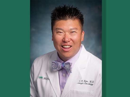 Kim to serve in national gynecologic oncology leadership position