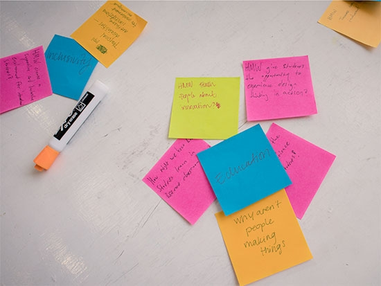 Design Thinking Day teaches students to innovate with empathy