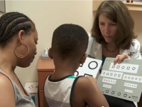 Helping kids with low vision see