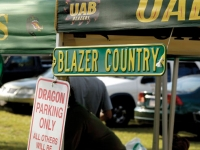 UAB hosts free Blazer Block Party with fun, games
