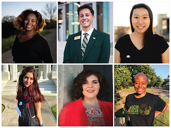 Record number of UAB students selected for prestigious Gilman Scholarship