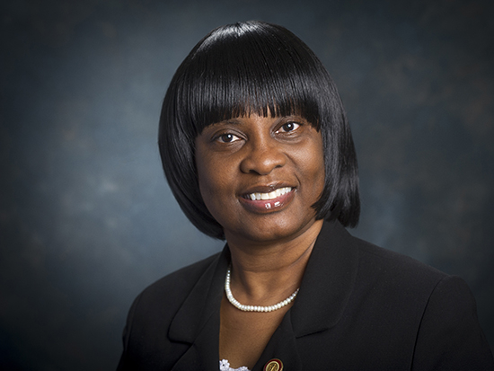 Dawson elected president of the National Black Nurses Association