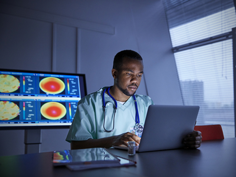 Cardiologists hope to reduce stroke, hypertension rates in state through telehealth