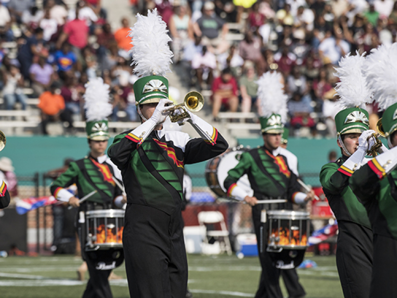 UAB Marching Blazers get ready for 25th season with three new shows