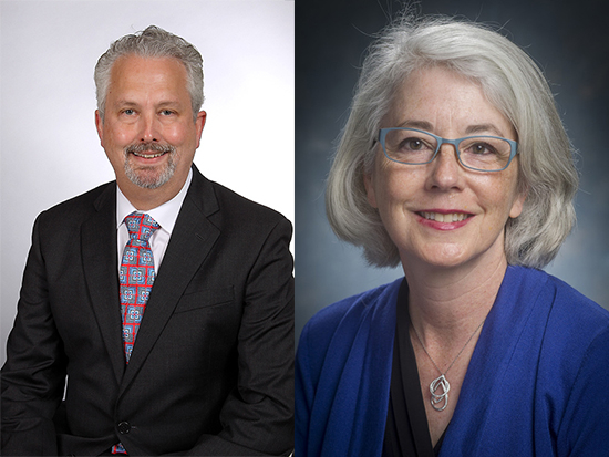 Louis Justement and Mary-Ann Bjornsti begin leadership roles at FASEB
