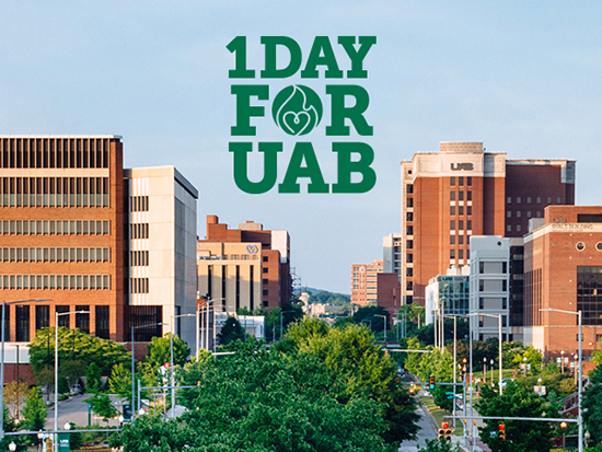Give on March 4 and help UAB care for our community